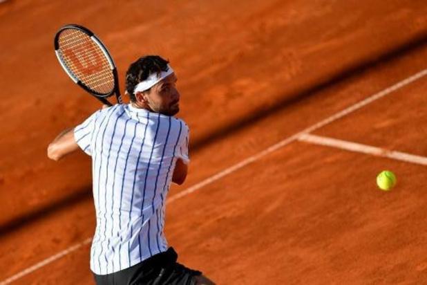 Coronavirus - Grigor Dimitrov test positief op coronavirus, finale Adria Tour afgelast