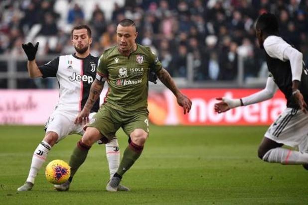 Les Belges à l'étranger - Nainggolan buteur lors de la victoire de Cagliari sur le Torino