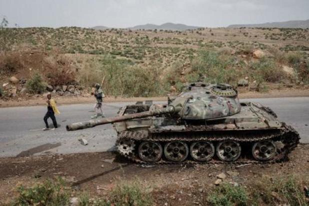 Nieuw offensief van Tigray-rebellen tegen regeringsleger Ethiopië