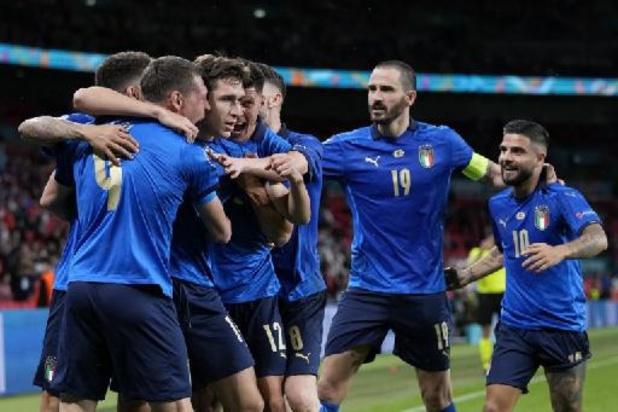 EK 2020 - Italië kan pas na verlengingen afstand nemen van Oostenrijk