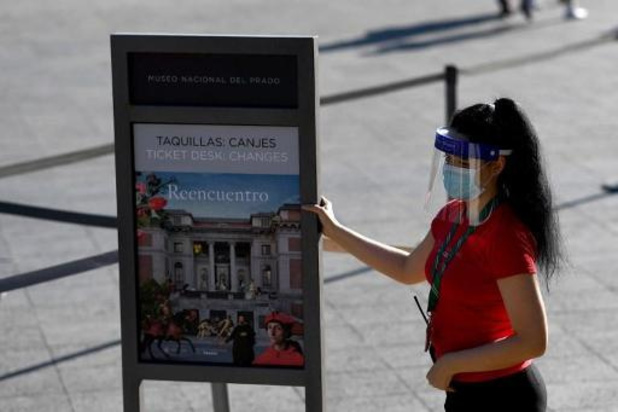 "Spanje verplicht mondmasker totdat coronavirus ""definitief overwonnen"" is"