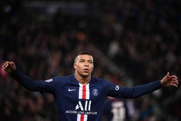 Belgen in het buitenland - PSG zet Lyon opzij in het Parc des Princes