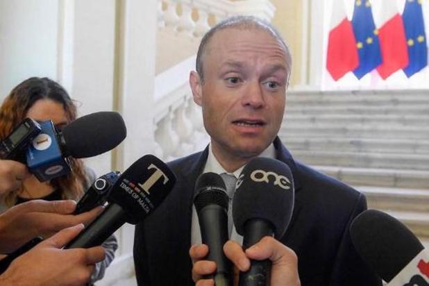 Maltese premier weigert gratie voor zakenman