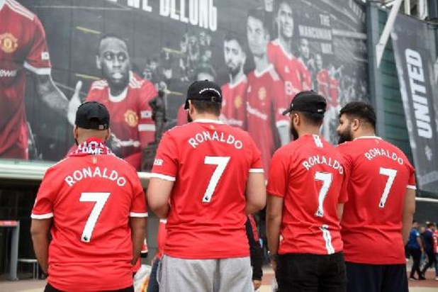 Premier League: Ronaldo start meteen in de basis bij Manchester United