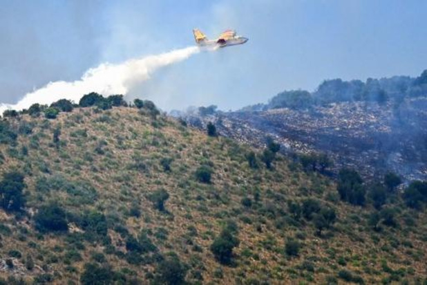 Bijna 130 aangiften van brandstichting in Italië