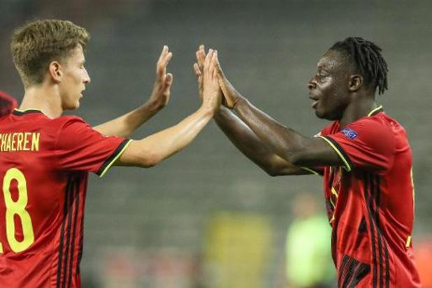 Herstelde Verschaeren zit in Anderlecht-selectie voor topper
