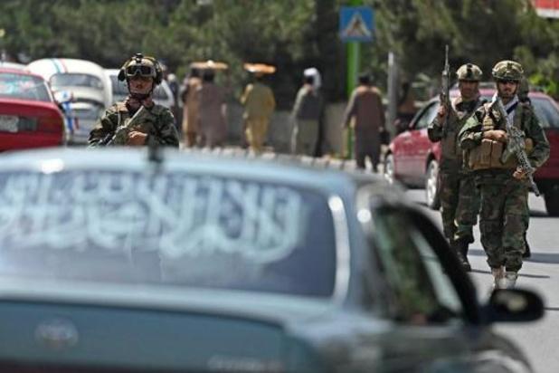 Afghanistan: explosion à Kaboul, due à un tir de roquette