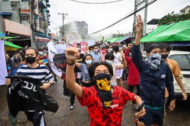 Staatsgreep Myanmar - Junta heeft misdaden tegen de menselijkheid begaan, zegt VN-rapporteur