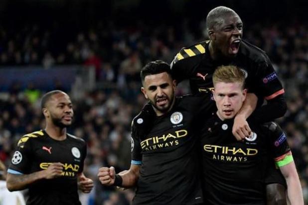 Ligue des Champions - Manchester City et De Bruyne s'imposent au Real, Lyon surprend la Juventus