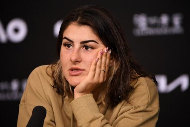 WTA Rome - La Canadienne Andreescu se retire du tournoi de Rome