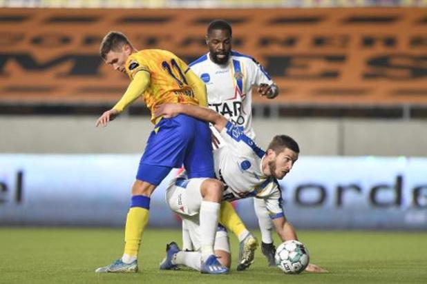 Jupiler Pro League - Saint-Trond et Waasland-Beveren se neutralisent