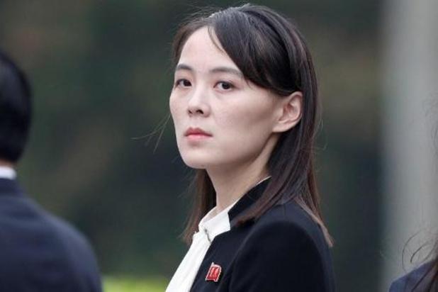 Zus van Kim Jong-un krijgt belangrijke functie binnen Koreaanse Arbeiderspartij