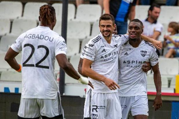 Jupiler Pro League - Le Club de Bruges entame la défense de son titre par un incroyable partage contre Eupen