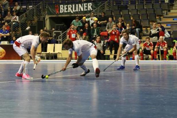Hockey Indor Finals - Le White Star en finale contre l'invité surprise de l'Amicale Anderlecht