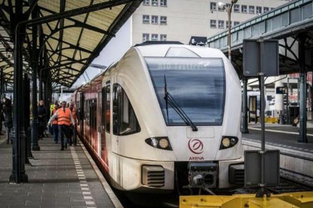 Un train autonome testé pour la première fois avec des passagers aux Pays-Bas