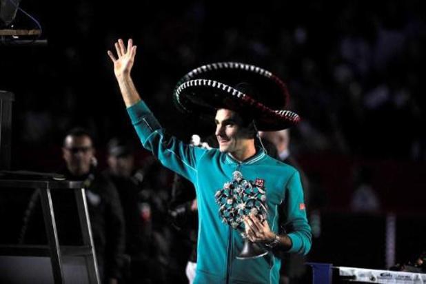 Meer dan 42.000 toeschouwers wonen exhibitiematch Federer-Zverev bij