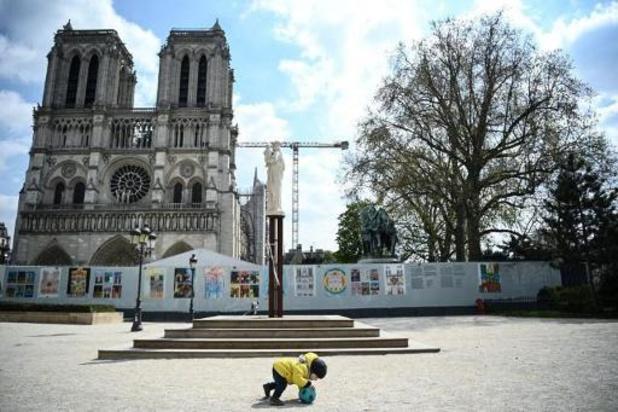 Voldoende giften voor restauratie Notre-Dame van Parijs, die in 2024 heropent
