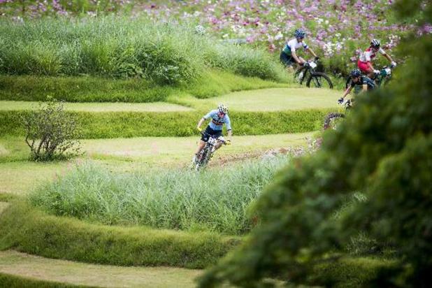 Negende wereldtitel voor mountainbiker Schurter, eerste voor Evie Richards