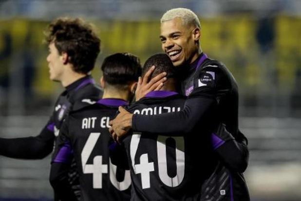 Croky Cup - Anderlecht bekert voort na zege met forfaitcijfers in Brusselse stadsderby bij Union