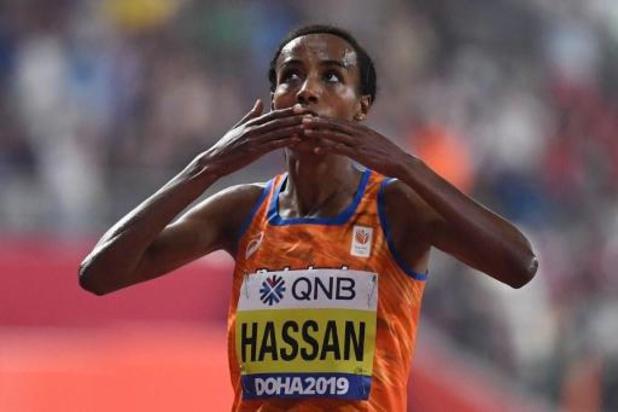Mondiaux d'athlétisme - Sifan Hassan reine du 10.000 mètres