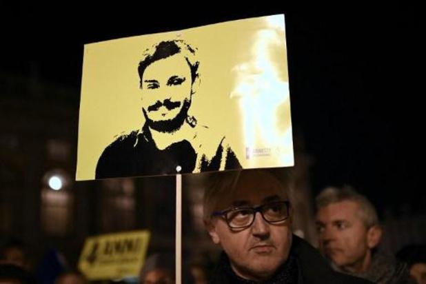 """Affaire Regeni: Rome juge """"inacceptable"""" que l'Egypte ait dédouané 5 policiers"""