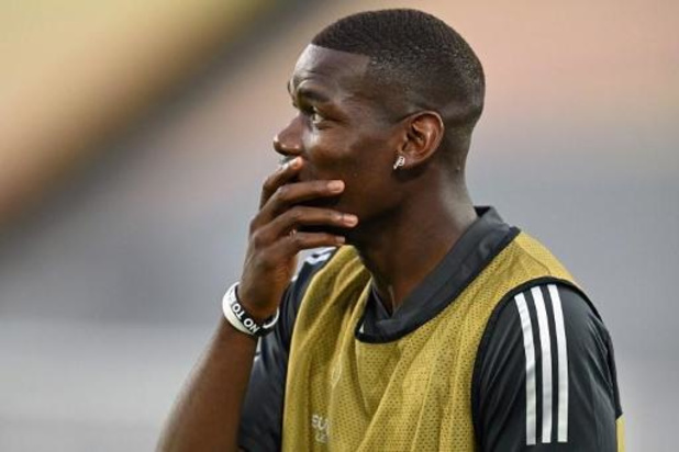 Paul Pogba (Manchester United) testé positif au Covid-19