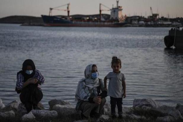Grèce: naufrage d'une embarcation de migrants, au moins un mort, 24 rescapés