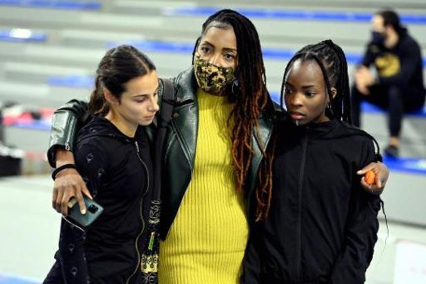 EK atletiek indoor - Geen afzeggingen, dus geen EK voor Belgian Cheetahs