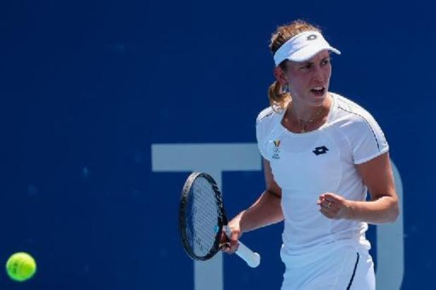 US Open - Elise Mertens se qualifie pour le quatrième tour en l'emportant face à Ons Jabeur