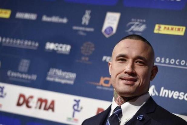 Radja Nainggolan élu meilleur joueur de novembre en Serie A