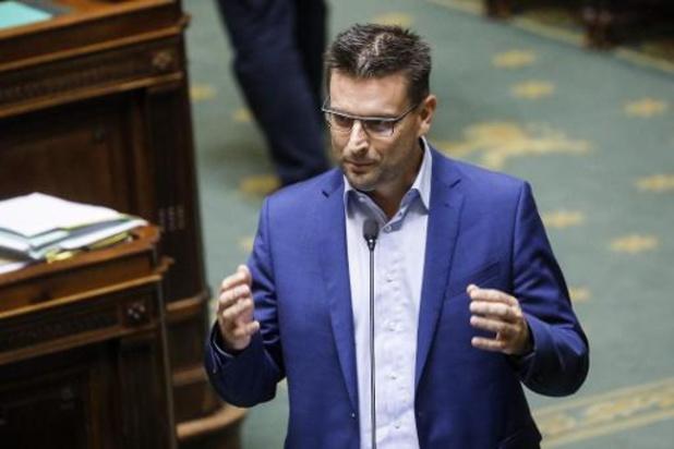 """Robby De Caluwé présidera la commission spéciale """"corona"""""""