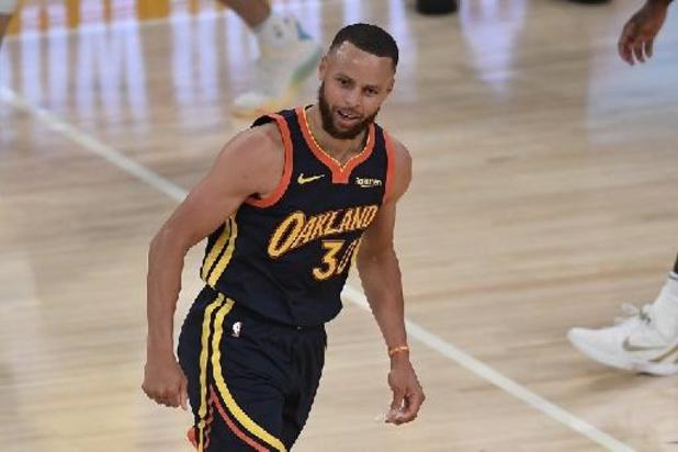 NBA - Memphis houdt Golden State uit play-offs