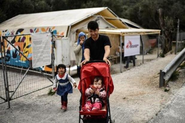 Transfert des réfugiés à Lesbos: MSF dit s'être vu refuser l'accès à ses installations