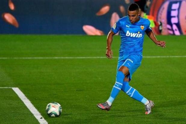 L'attaquant espagnol Rodrigo (Valence) signe à Leeds