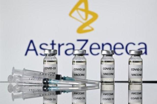 L'AstraZeneca ne sera plus inoculé en Belgique qu'à partir de 56 ans le mois prochain