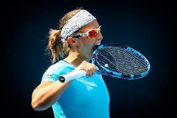 WTA Indian Wells - Kirsten Flipkens éliminée au premier tour par Caroline Garcia