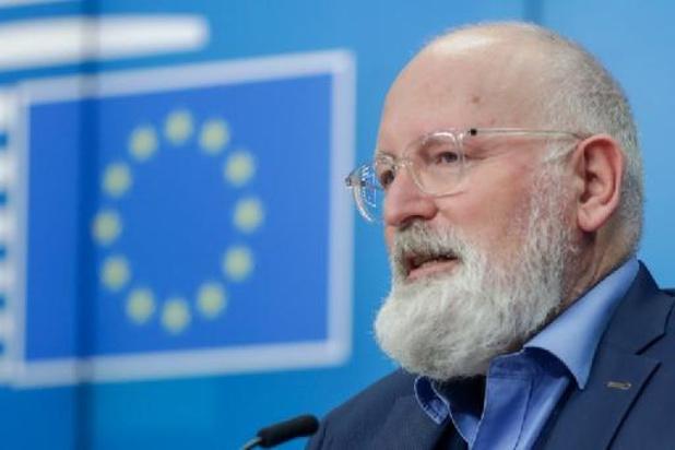"""""""Geen nieuwe diesel- en benzinewagens meer op Europese wegen vanaf 2035"""""""