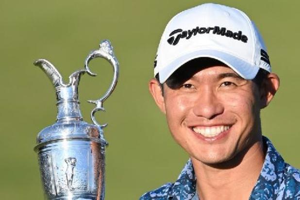 The Open Championship - Amerikaan Collin Morikawa pakt de zege