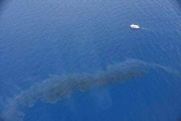 Une pollution aux hydrocarbures se rapproche des côtes corses