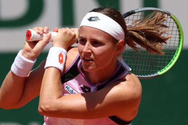 """US Open - Greet Minnen : """"Le Top 100, c'est un peu un luxe pour moi désormais"""""""