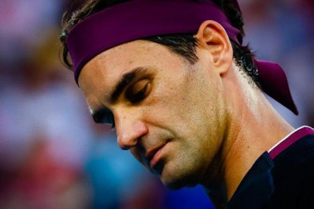 """Federer n'était pas en mesure de lutter contre Djokovic: """"J'avais 3% de chance de gagner"""""""