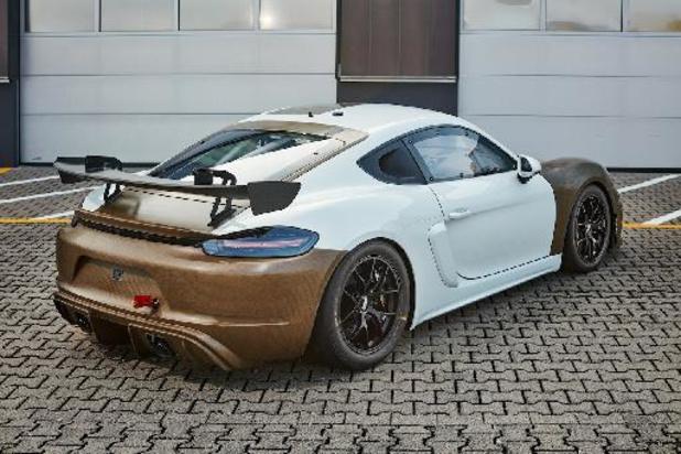 Porsche kiest voor duurzame competitie