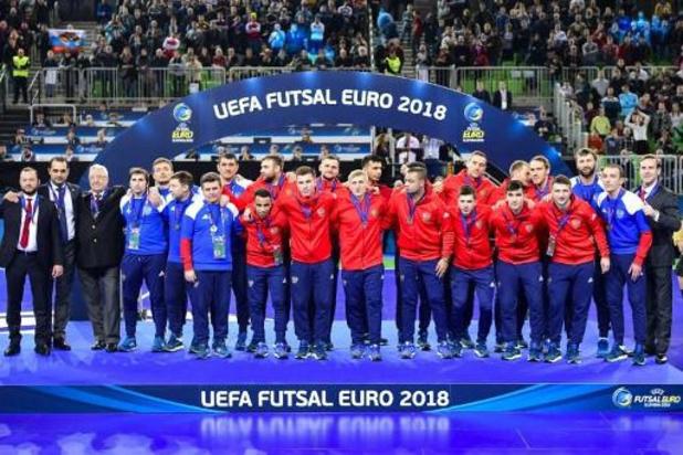 Euro de futsal 2022 - Qualifications - La Belgique débute par une victoire 5-2 contre l'Arménie