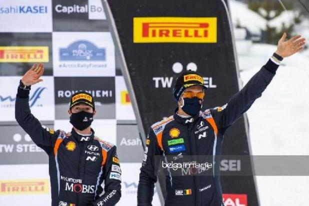 Rally Il Ciocco - Thierry Neuville en Martijn Wydaeghe winnen Rally Il Ciocco