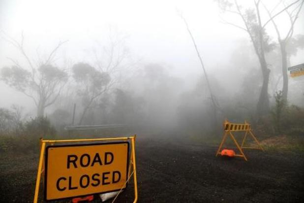 Zeker één megabrand in Australië onder controle