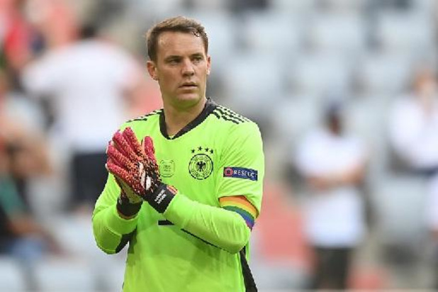Euro 2020 - Munich veut mettre son stade aux couleurs de l'arc-en-ciel pour le match contre la Hongrie
