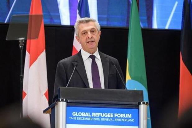 """L'ONU salue un nouveau """"virage"""" au Forum mondial sur les réfugiés"""