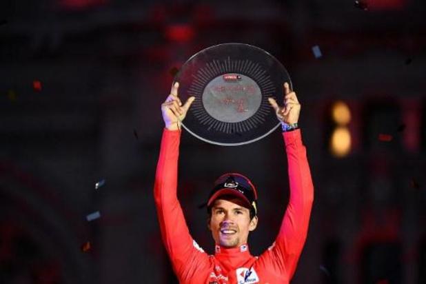 Tour d'Espagne : Primoz Roglic candidat à sa succession d'une Vuelta menacée par la météo et le coronavirus