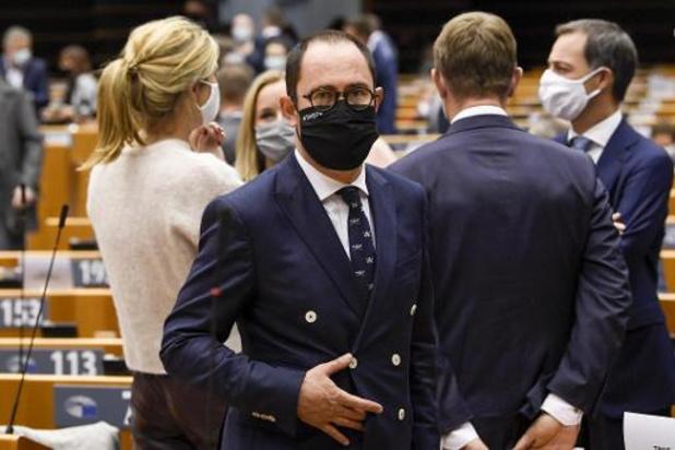 Le niveau d'alerte terroriste est maintenu à 2 en Belgique