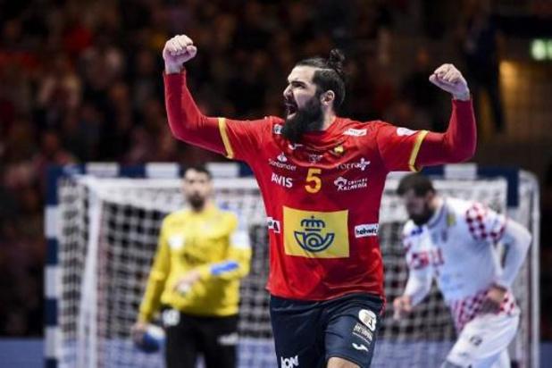 Euro de handball - L'Espagne conserve son titre et se qualifie pour les JO 2020